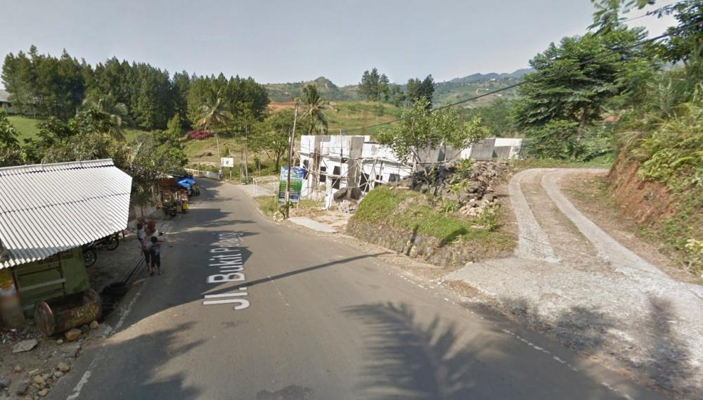 jalan raya bukit pelangi